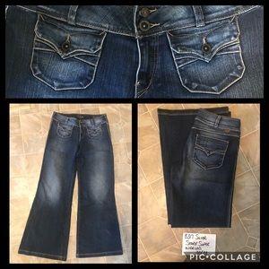 Silver Starr Super Wideleg Jeans